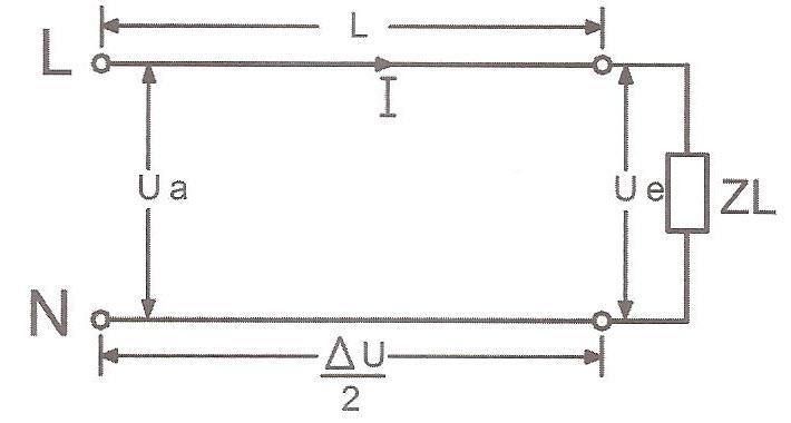مدار سیستم جریان متناوب یک فاز