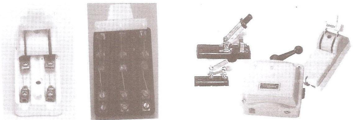 انواع کلیدهای اهرمی