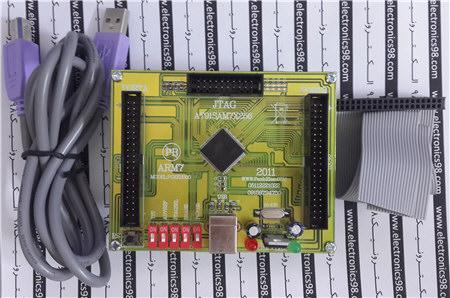 آموزش نحوه پروگرام کردن میکروکنترلرهای ARM