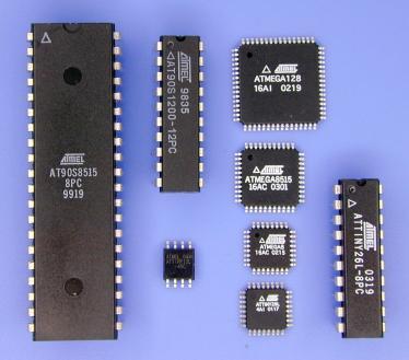 میکروکنترلر AVR چیست؟ What AVR microcontroller