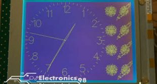 Analog-clock-with-LCD-graphics-s