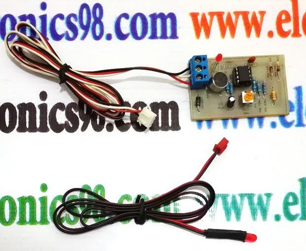 ساخت دزدگیر خودرو با AVR و قابلیت نصب روی تمامی ماشین ها
