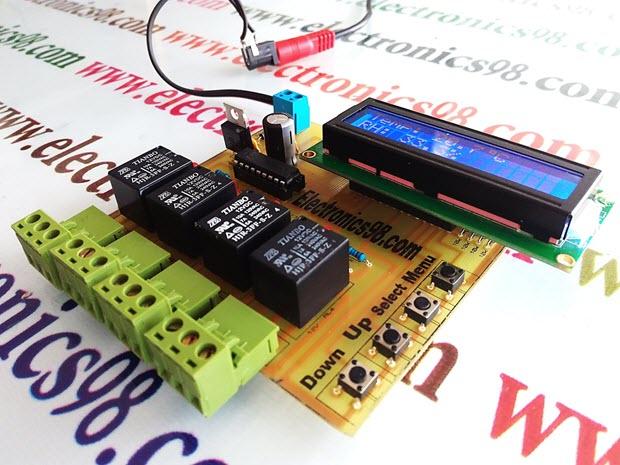 نمایش دقیق رطوبت و دمای هوا با سنسور SHT11