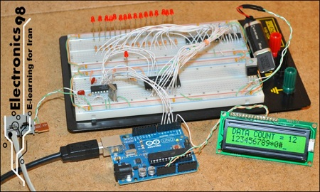 دانلود پروژه کنترل وسایل الکتریکی با آی سی MT8870D توسط خط تلفن