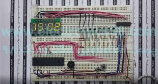 Digital-Clock-with-Seven-Segment-s