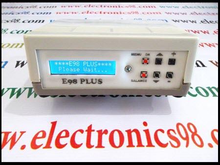 دستگاه فلزیاب E98 plus با قابلیت تفکیک و پایداری بسیار بالا