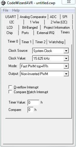 دانلود پروژه کنترل سرعت موتور DC با استفاده از موج PWM