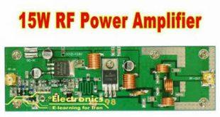 RF-Amplifier-15W