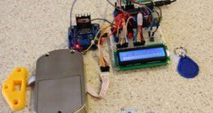 RFID-Door-Control