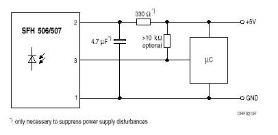 دانلود پروژه ساخت ریموت کنترل ساده مادون قرمز با میکروکنترلر AVR