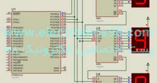 Shift-Register-AVR