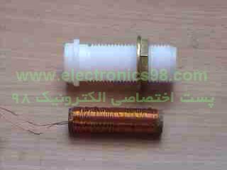 نحوه ساخت سیم پیچ مرجع دستگاه فلزیاب BFO دو اسیلاتور