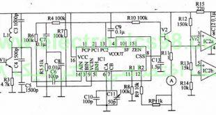 ساخت دستگاه فلزیاب مدار فاز لاک یا PLL