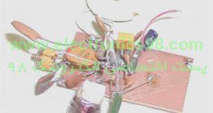 ساخت دستگاه فلزیاب جیبی ZL2PD