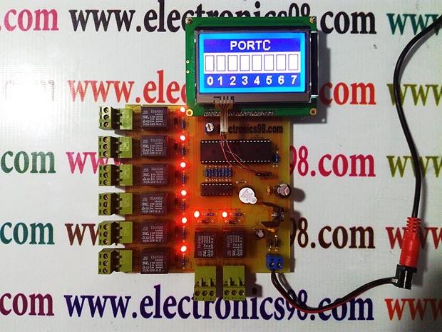 راه اندازی صفحات حساس به لمس یا تاچ اسکرین با AVR