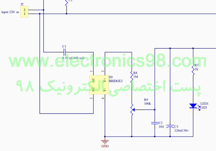 ساخت وات متر و ولت متر و آمپر متر AC و DC با میکروکنترلر AVR