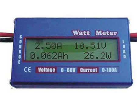ساخت وات متر و ولت متر و آمپر متر AC و DC با میکرو AVR