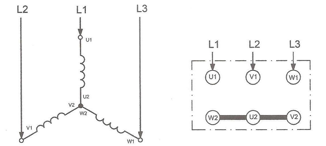 نقشه اتصال ستاره